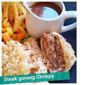 Resep Steak Goreng Chrispy
